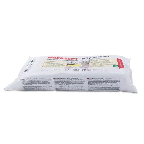 Desinfecterende doekjes 30x27cm