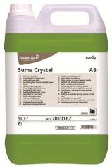 2x5ltr Suma Crystal A8 kanister Klarspüler zum automatischen Geschirrspülen