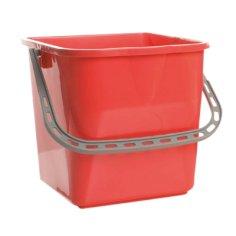 Emmer rood 25 liter tbv rolemmer (tbv artikelnr 690061)