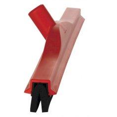 Wasserschieber zweiteilig, 60 cm rot rot, Klickkassette, Weichgummi. 100 °C