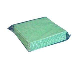 Werkdoek non-woven 40x38cm groen 90grs