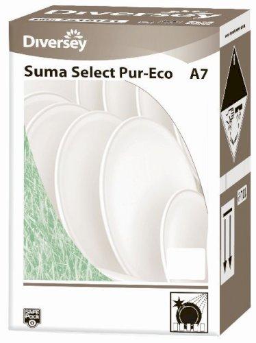 Suma Select Pur-Eco A7-SafePack naglansmiddel voor machinale vaatwas