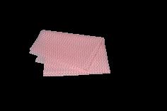 Werkdoek 38x60 rood 45grs