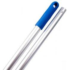 Steel aluminium 150cm @2.4cm tbv vlakmophouder en vliesdoekhouder