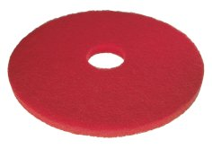 Vloerpad 3M premium line 36cm 20mm rood