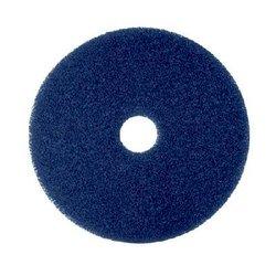 Vloerpad 28cm 11inch blauw Taski Twister HT (high traffic)