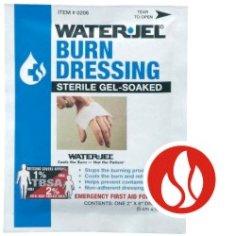 Verbrennungen komprimierenV1 10x10cm burn dressing