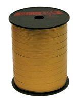 Krullint 10mmx250mtr paperlook goud nr.82