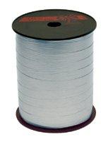 Krullint 10mmx250m Paperlook zilver nr.89