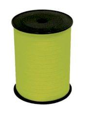 Krullint 10mmx200mtr paperlook Lime