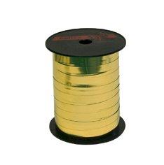 Krullint 10mmx250mtr goud reflex nr.02
