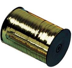 Krullint 5mmx400mtr goud reflex