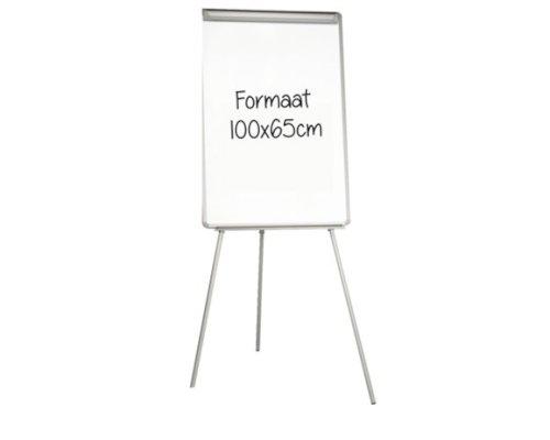Flipoverstandaard 100x65cm gelakt staal