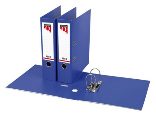 Ordner PP A4 rug 80mm blauw