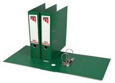 Ordner PP A4 rug 80mm groen