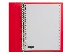 15 Registerblätter PP, numerisch 1-15 23 Löcher