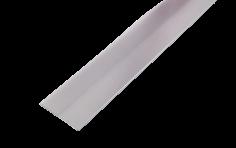 PVC profiel 73x980mm 1mm transparant anti reflex