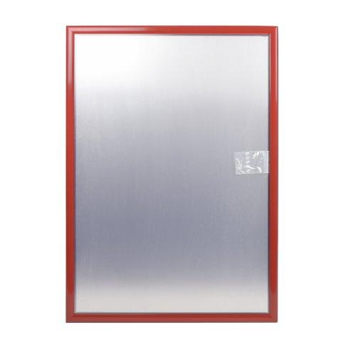 Frame slimline 700x1000mm rood