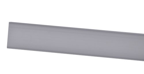 Plankstrip 1000x43mm grijs met plakstrip