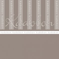 Kadobon+envelop stripes classic