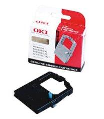 Printerlint Microline zwart tbv OKI320