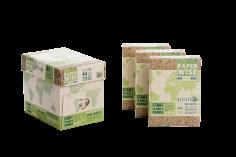 Kopieerpapier A4 72grs landbouwafval, natural, PaperWise