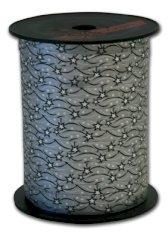 Kerstlint Kerry 7mmx250mtr zilver